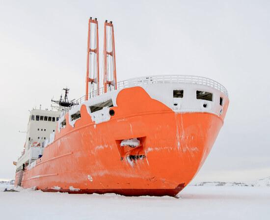 Лизинг морских и речных судов